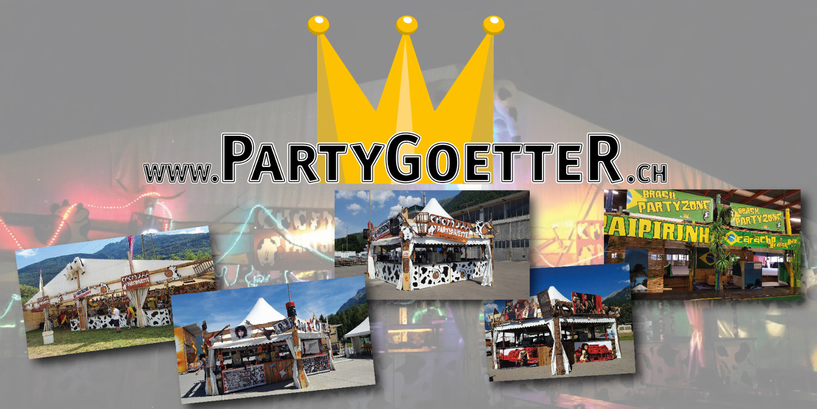 Partygötter